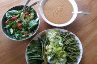 sate met groenten foto nieuwsbrief